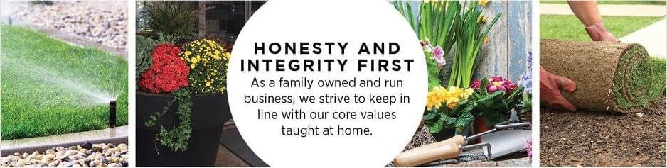 Honesty and Integrity First